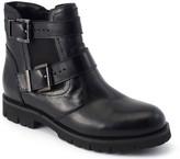David Tate Leather Lug Sole Boots - Jaden