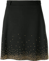 Versace beaded skirt