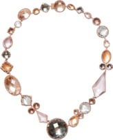 LARKSPUR & HAWK Sadie Medallion Riviere Necklace