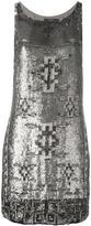 Polo Ralph Lauren beaded detail shift dress