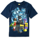 Lego Boys 4-7) Batman & Robin Tee