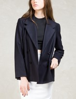 A.P.C. Blue Lady Blazer