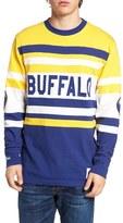 Mitchell & Ness Men's Buffalo Open Net Pullover