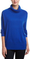 Magaschoni Cashmere Oversized Turtle-Neck Sweater
