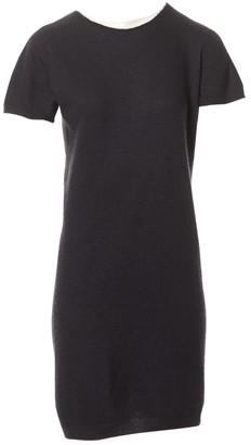 Rick Owens Grey Cashmere Dresses