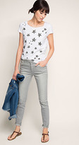 Esprit OUTLET skinny stretch jeans in trendy grey