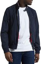 Tommy Hilfiger Regular Fit Bomber Jacket, Midnight