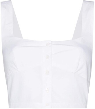 Araks Tilly cropped top