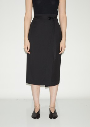 La Garçonne Moderne Georgia Wrap Skirt