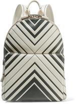 Anya Hindmarch Printed leather backpack