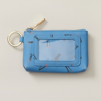 Love & Lore Love And Lore Keychain Id Wallet Blue Matchstix