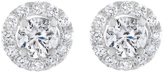 Diana M Fine Jewelry 14K 1.46 Ct. Tw. Diamond Studs