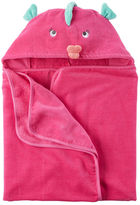 Carter's Fish Hooded Towel