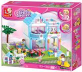 Garden Villa Block Set