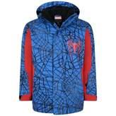 Spyder SpyderBoys Blue Spiderman Marvel Jacket