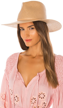 Janessa Leone Arlo Packable Fedora