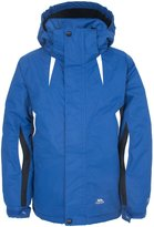 Trespass Unisex Montblanc Zip Up Waterproof Ski Jacket (XS)