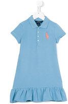 Ralph Lauren logo polo dress