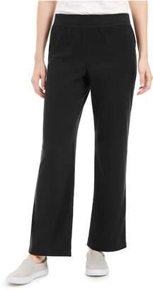 Karen Scott Microfleece Pants