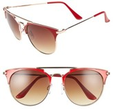 womens red sunglasses  Red Women\u0027s Sunglasses - ShopStyle