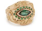 Aurelie Bidermann Fine Jewelry Cashmere Ring