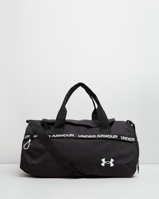 Under Armour Women's Black Duffle Bags - Undeniable Signature Duffle - Size One Size at The Iconic