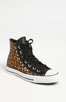 Converse Chuck Taylor All Star Leopard Stud High Top Sneaker