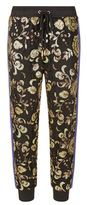 Juicy Couture Embellished Lace Track Pants