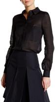 Jill Stuart Button Up Shirt