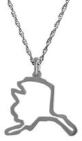 Maya Brenner Alaska Pendant Necklace