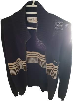 Burberry \N Blue Cotton Knitwear & Sweatshirts
