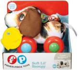 Fisher-Price Soft Lil Snoopy