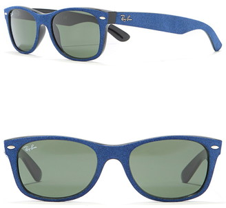 Ray-Ban 52mm Rectangle Sunglasses