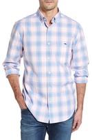 Vineyard Vines Men's Pelican Plaid Tucker Classic Fit Sport Shirt