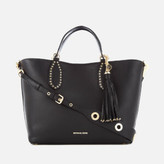 MICHAEL Michael Kors Women's Brooklyn Large Grab Bag - Black