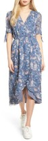 Ella Moss Women's Dreamer Wildflower Silk Dress