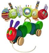 Eric Carle Activity Caterpillar with Pull Toy