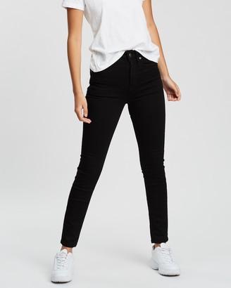 Nudie Jeans Hightop Tilde Jeans