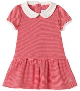 Petit Bateau Baby girls milleraies-striped dress