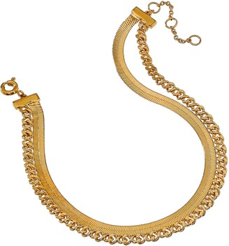 AJOA Lynx Double Line Bracelet