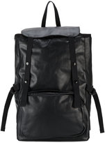 Raf Simons X Eastpak Volume Leather Backpack