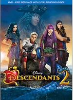 Disney Descendants 2 DVD
