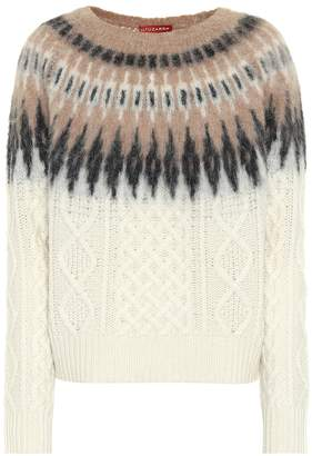 Altuzarra Parvati wool-blend sweater