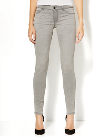 New York & Co. Jean Legging - Grey Wash