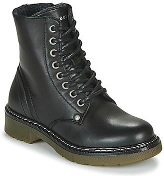 Bullboxer AOL501E6LGBLBL girls's Mid Boots in Black