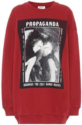 Acne Studios Propaganda Magazine sweatshirt