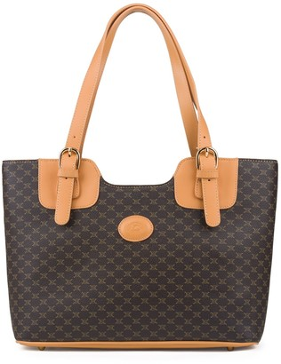 Luigi Womens 81731 Shoulder Bag Brown