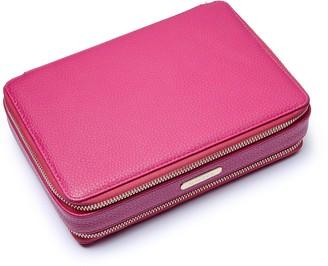 Missoma Fuchsia Pink Large Jewellery Travel Case