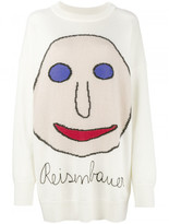 Christopher Kane Reisenbauer intarsia sweater