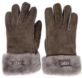 UGG Shearling Pull-On Gloves